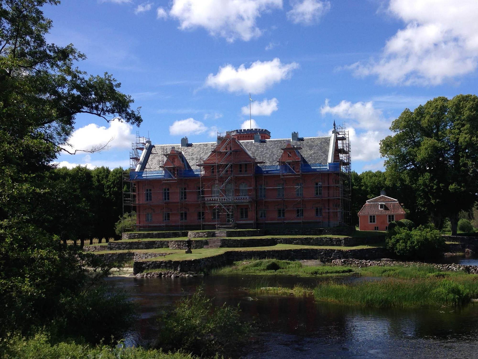 Gåsevadholms slott